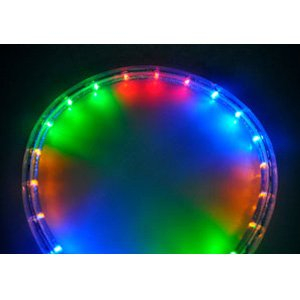 Christmas Xmas New Year Lighting LED Rope Light 150ft Multi-Color w/ Connector