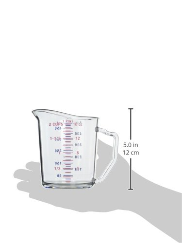 Measure Cup 1 Pint Clear