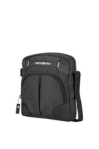 Samsonite Rewind Cross-over, 23 cm, 4,5 L, Black