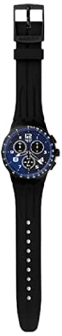 Swatch Nitespeed Chronograph Mens Watch SUSB402 (Sport Swatch Men)