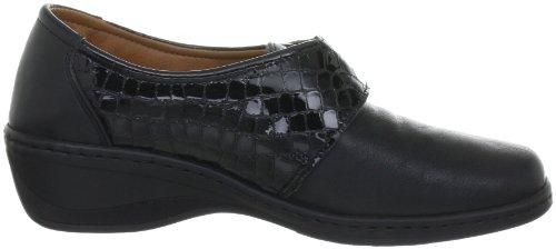Hans Noir Chaussures Hhc Collection De Les Le Glissement Herrmann Sur Femmes Des Noires wS6SpxqT5