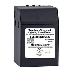TechnoMagnet TMC300S24VDC DC Output Magnetic 300W 240V - LED transformer driver