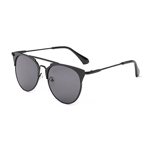 dae7cf602270 70% OFF Gafas de sol redondas del marco redondo de la protección UV no  polarizada