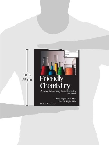 Friendly Chemistry Student Workbook: Dr. Joey A. Hajda, Lisa B ...