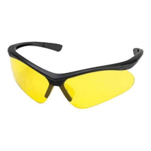 Champion Shooting Glasses with Black Open Frame (Yellow - Frames Target Glasses
