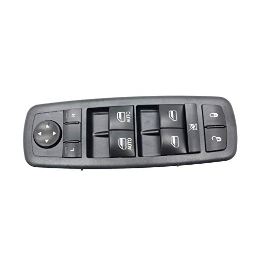 Driver Side Master Power Window Switch for 2009-2012 Dodge Ram 1500 2500 3500 4602863AD (2012 Dodge Ram 1500 Longhorn For Sale)