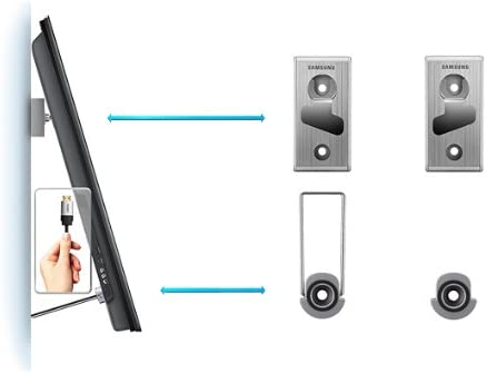 Samsung WMN250M Mini Wall Mount for Samsung TVs Upto 65 inch (discontinued by manufacturer)