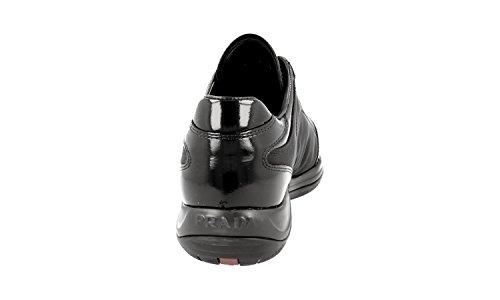 Sneaker In Pelle Ginnastica Donne 3e5793 Delle Prada x175OYYqw