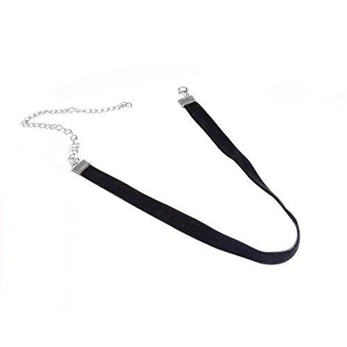 Sankuwen Womens Necklace Choker Chains