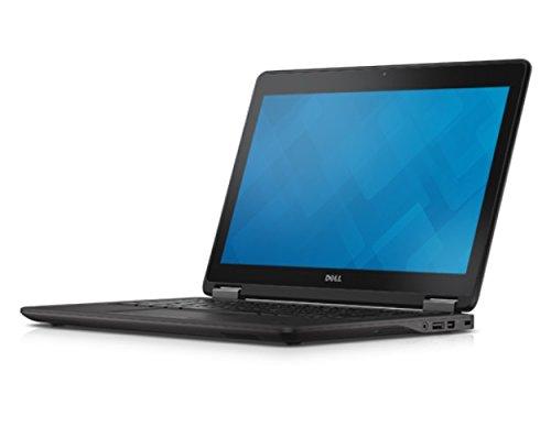 "Dell Latitude E7250 12.5"" Laptop, Intel i5-5300U 2.3GHz, 256GB SSD, 8GB DDR3, Windows 10 Pro"