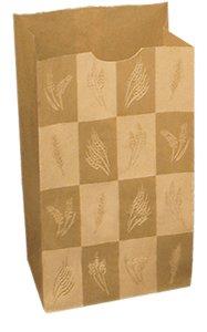 12 lb EcoCraft SOS Bag Dubl Wax Artisan (Package of 100 Bags) (Dubl Wax)