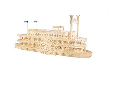Bo-Jeux Inc. Matchitecture - Mississippi Boat