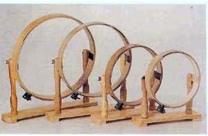 Telaio in legno per ricamo 40