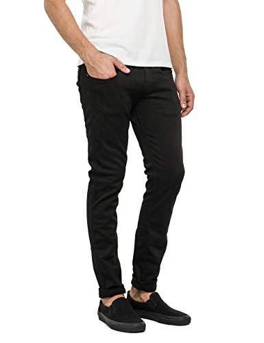 Mens Replay Jeans | Anbass | Hyperflex | M914 | 8166180 098 Stretch Denim