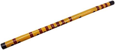 Forfar Instrument de musique 18,5 Long soprano F chinois Dizi Fl/ûte de bambou