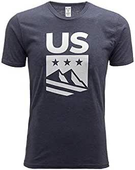 Spyder U.S. Ski Team Crest Short Sleeve T-shirt