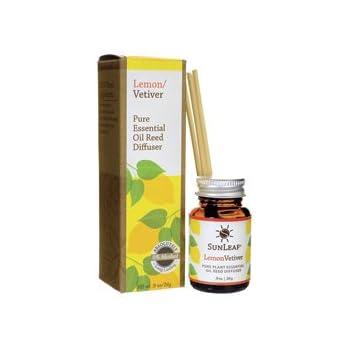 Amazon.com: Sunleaf Naturals, Diffuser Reed Mini Lemon