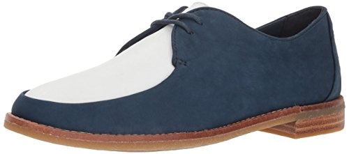 9 Elise Oxford Seaport M Us Sperry Navy white Women's OYpnqxg