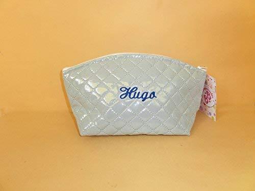 Neceser bebe plastificado personalizado con nombre bordado (nombre a ...