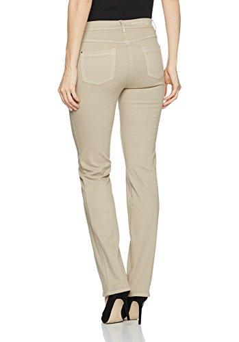 GERRY WEBER Edition Damen Slim Jeans Schmales Bein Braun Sand 90412 ...