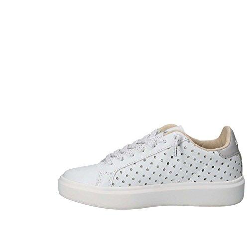 Glitter Sneakers Bianco Leggenda Lotto Nuovo Donna Impressions T4609 nqgw5wX