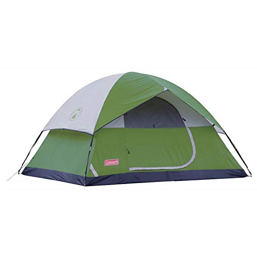 Coleman Sundome 4-Person Tent, Green (Best 4 Person Tent For The Money)