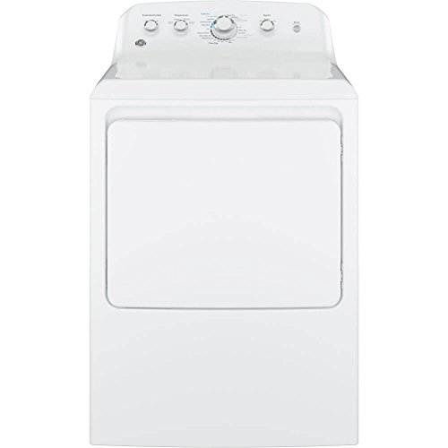 GE GTD42GASJWW 7.2 Cu. Ft. White Gas Dryer
