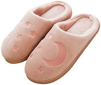 MoGist Zapatillas de algodón Zapatos Acolchados de algodón ...