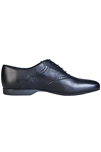Versace , Herren Schnürhalbschuhe schwarz schwarz Schwarz