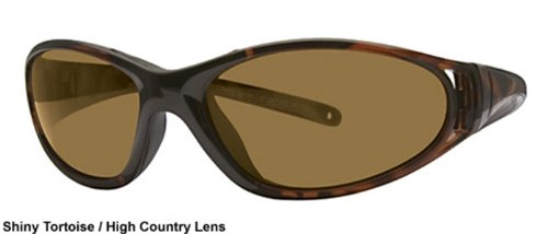 Rec Specs Sunglasses-- Journey - Shiny Tortoise/ High Country Bronze Mirror