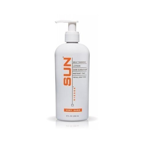 Sun Laboratories Dark Sunsation Self-tanning Lotion Very Dar