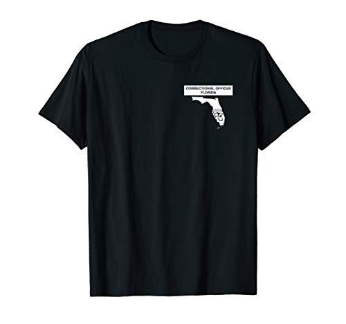 (Florida Correctional Officer Thin Gray Line Flag)