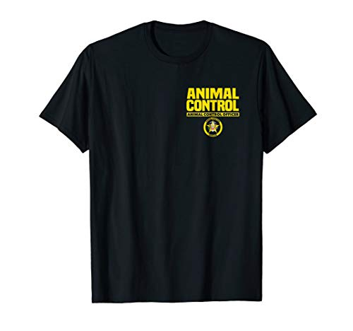 Control Animal - Animal Control Officer Public Safety Uniform Patrol T-Shirt