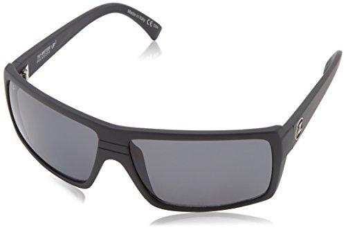 VonZipper Snark Polarized Rectangular Sunglasses
