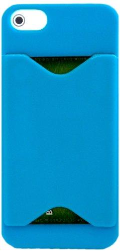Katinkas Credit Card Case für Apple iPhone 5 blau
