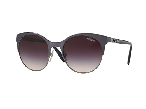Vogue Gunmetal Sunglasses - 2