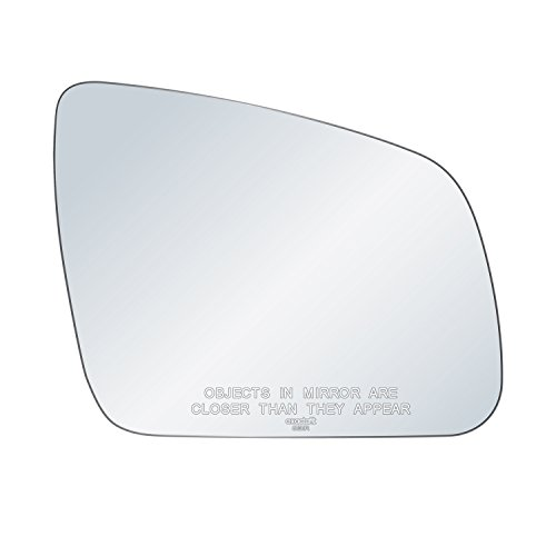 exactafit 8131R Replacement Passenger's Right Side Power Mirror Glass Convex Lens fits 08-12 Mercedes Benz C-Class AMG by Rugged TUFF
