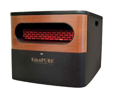 EdenPURE A5095 Gen2 Pure Infrared Heater, (Edenpure Infrared Heater)