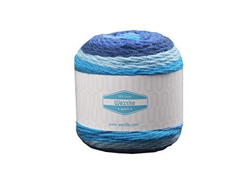 Top 10 knitting yarn self striping