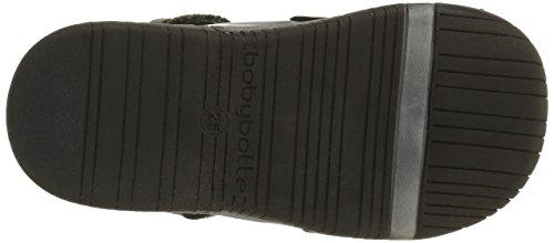 babybotte Jungen Acteur 6 Basketball-Schuhe Schwarz - Noir (429 Noir)