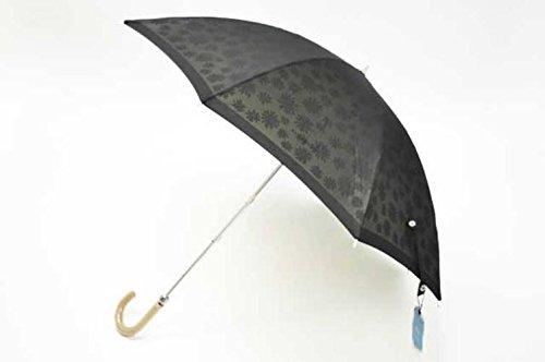 BURBERRYの日傘。オーガンジーの生地に散る花柄が大人の女性に似合います。