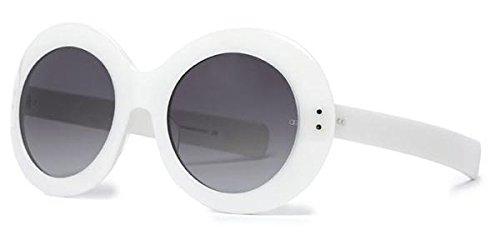 ab3f0070778 Oliver Goldsmith Sunglasses Koko 17   WHITEOUT  Amazon.co.uk  Clothing