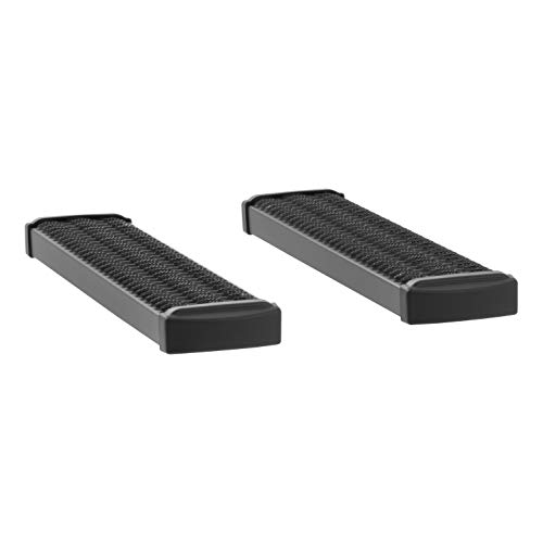 LUVERNE 415036-401471 Grip Step Black Aluminum 36-Inch Cargo Van Running Boards for Select Ram ProMaster 1500, 2500, 3500