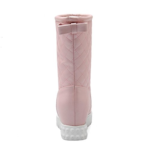 Sconosciuto 1TO9 - Stivali da Neve Donna, Rosa (Pink), 35 EU