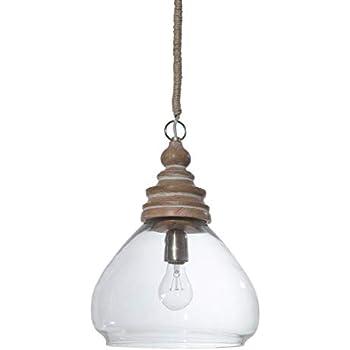 Amazon.com: Feiss p1394dfw/dwz 1-Light lámpara de techo ...