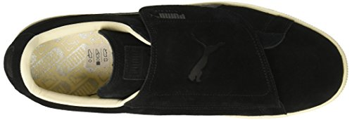 Suede Color Puma Sneaker Wrap Black Blocked Men's puma PUMA Black S5wqfOx
