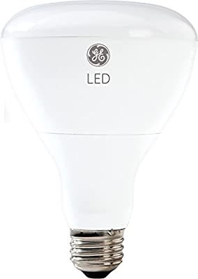 GE Lighting 89942 Energy-Smart LED 10-watt, 700-Lumen R30 Bulb with Medium Base, Daylight, 1-Pack