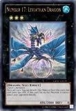 Yugioh Generation Force Number 17: Leviathan Dragon GENF-EN039 Ultra Rare