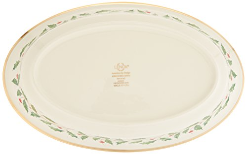Lenox Holiday Open Vegetable Bowl by Lenox (Image #4)