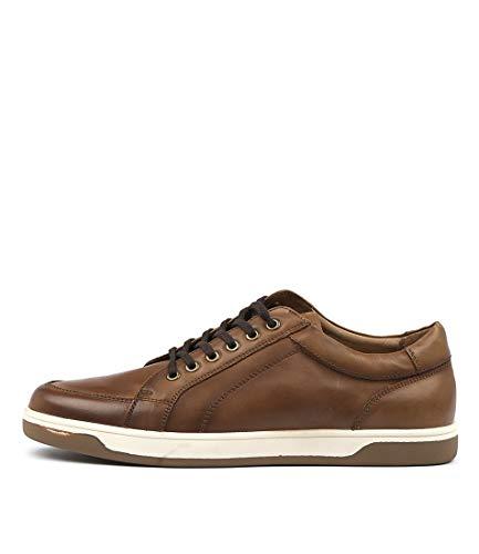Hush Puppies Valencia-HP Tan Mens Sneakers Mens Sport Shoes